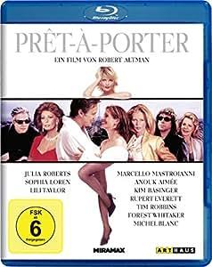 Pret-a-Porter [Blu-ray]