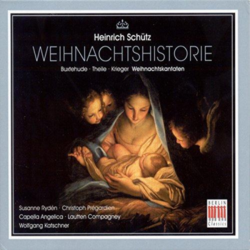 Schütz, Buxtehude, Krieger & Theile: Christmas Cantatas
