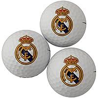 Real Madrid C.F.. - Bolas de golf