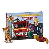 Personalisiertes Feuerwehrmann Sam Buch für Kinder – personalisiertes Geschenk von Framily. Personalisiertes Kinderbuch - besondere Geschenke für Kinder