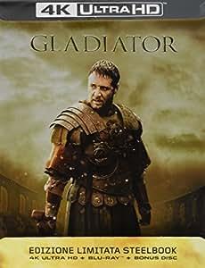 Il Gladiatore (Steelbook 4K Ultra HD + Blu-Ray)