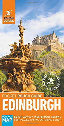 Edinburgh 1 (Pocket Rough Guides) por Vv.Aa
