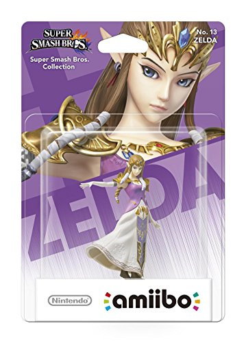 Zelda Amiibo (Super Smash Bros.)
