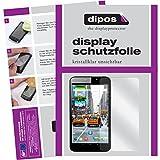 dipos Odys Orbit LTE Schutzfolie (2 Stück) - kristallklare Premium Folie Crystalclear