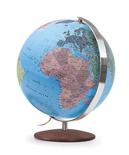st 3062 stummer kunststoff unbeleuchtet mit 4 stiften globus fur kinder