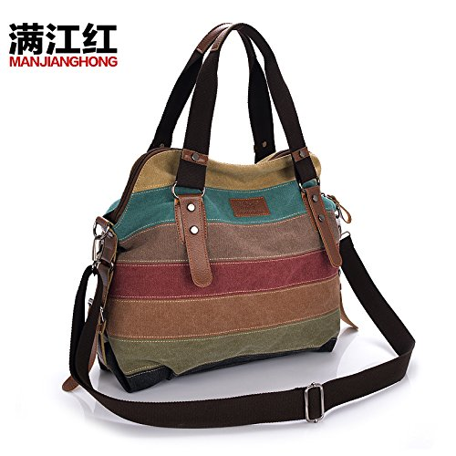 great-r-canvas-womens-shoulder-tide-casual-messenger-bag-large-ladies-striped-handbagpolychromatic-m