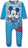 Mickey Mouse Oh, Sacco a Pelo Bimba, Blu (Blue), 6-9 Mesi (Taglia...