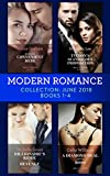 Modern Romance Collection: June 2018 Books 1 - 4: Da Rocha's Convenient Heir / The Ty...