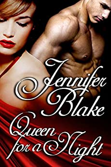 Queen For A Night (English Edition) von [Blake, Jennifer]