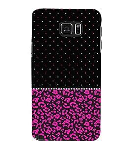 Fiobs Designer Back Case Cover for Samsung Galaxy Note 5 :: Samsung Galaxy Note 5 N920G :: Samsung Galaxy Note5 N920T N920A N920I (Black Dots Multipattern )