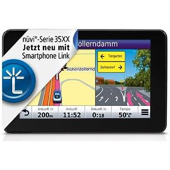 Garmin nüvi 3590LMT Traffic Navigationsgerät (12,7 cm (5 Zoll) Touchscreen, 3D-Traffic, 3D-Kreuzungsansicht, Text-to-speech)