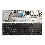 #3: Replacement Keyboard for HP PAVILION 15 E017TX Laptop