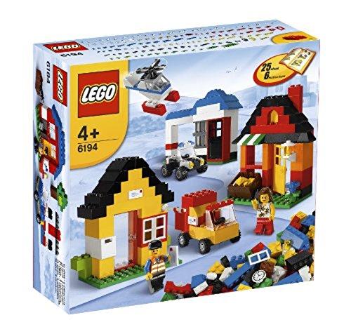 LEGO 6194 - Meine Stadt (Stadt Lego-meine)