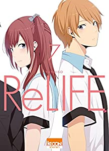 ReLIFE Edition simple Tome 7
