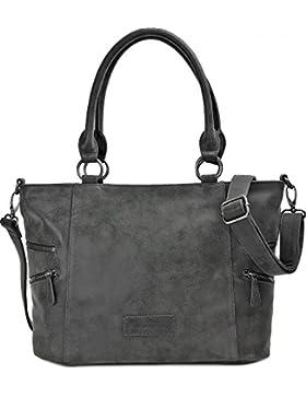 FRITZI AUS PREUSSEN, Damen Handtaschen, Shopper, Schultertaschen, 45 x 28 x 19 cm (B x H x T)