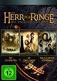 Der Herr der Ringe - Die Spielfilm Trilogie (Kinofilme) (6 DVDs) - J.R.R. Tolkien