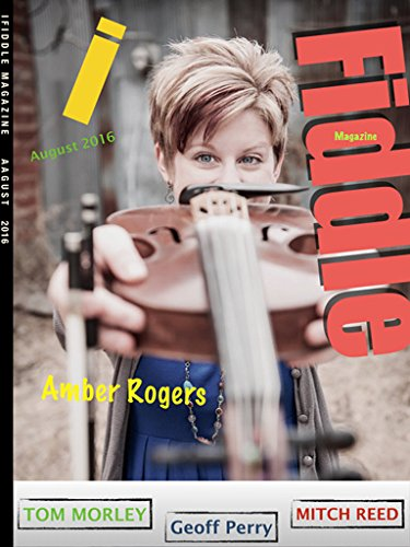 iFiddle August 2016 (English Edition) (Swing Violin)