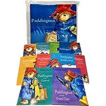 Paddington Ten Books Gift Set (Paddington Bear) Childern Picture Flat by Michael Bond