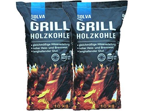 Krok Wood - Grill-Holzkohle (Buche) Premium