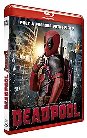 Spectre Blu-ray - Deadpool [Blu-ray + Digital HD] [Blu-ray +
