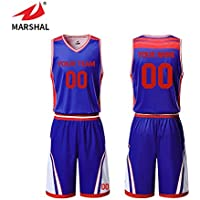 aaa30ac19dd ZHOUKA mens custom england new basketball jersey designs name and number  color blue