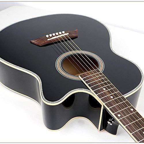 North King Gitarre Akustik 52 Zoll Folk Gitarre Handmade Adult Klaviermusik Bordinstrument