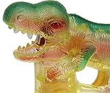 hibuy Dinosaurier Seifenblasenpistole mit Licht und Sound