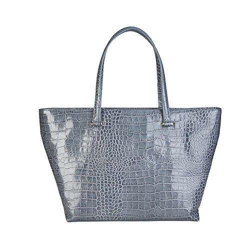 Cavalli Class C00PW16C31D2 Shopping bag Donna BLU