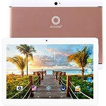 "Nuevo Tablet Artizlee ATL-21X, 10.1"" Tablet Pc (Android 6.0, Quad Core, FHD 1920x1200 IPS, 2GB RAM, 32GB, Cámara 5.0MP, WiFi, Bluetooth, OTG) Rosa, 2017 Versión Actualizada"