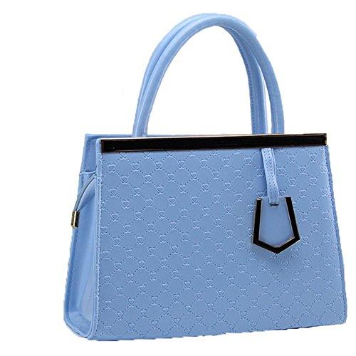 GBT Die neue Art- und Weiseeinfache Handtaschen-Schulter-Beutel days blue