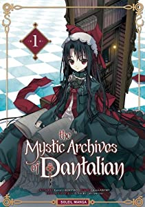 The Mystic Archives Of Dantalian Edition simple Tome 1