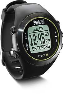 Bushnell GPS Golf Uhr Entfernungsmesser NeoXSEU Plätze, Schwarz, BN368550