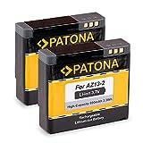 2x Batteria AZ13-2 per Xiaomi Xiaoyi | YDXJO1XY | Yi