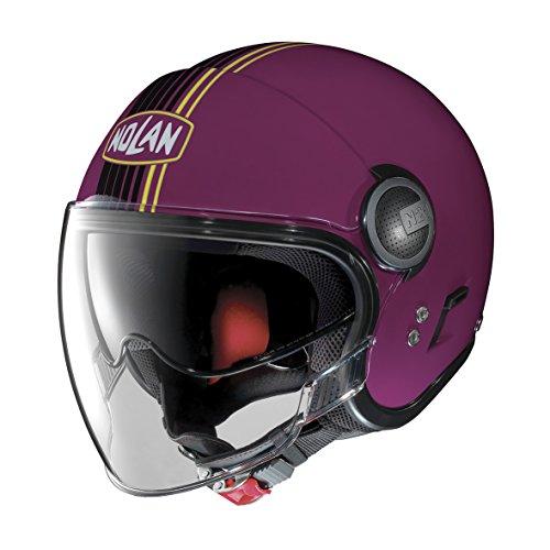 Preisvergleich Produktbild Helm NOLAN N21 VISOR Joie De Vi 037 violett Größe S