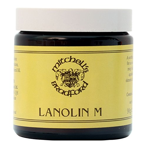 Mitchell's Wool Fat Large Lanolin M for sale  Delivered anywhere in Ireland
