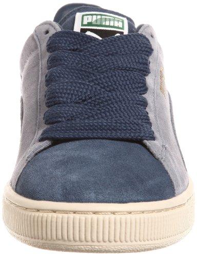 Puma Suede Classic + Sneakers Flint Stone / Dark D purple