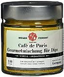 Bremer Feinkost Contor Café de Paris Gourmetmischung für Dips - Gewürzmischung, 2er Pack (2 x 140 g)
