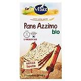 Matt Pane Azzimo Bio - 3 pezzi da 200 g [600 g]