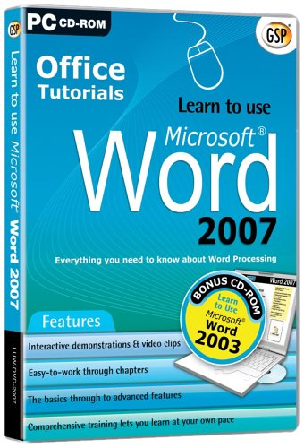 Learn to Use Word 2007 (PC) Test
