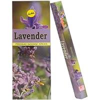 Räucherstäbchen Lavender 120 Sticks Lavendel Duft Wohnaccessoire Raumduft Deko preisvergleich bei billige-tabletten.eu