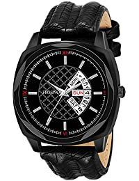 Frosino FRAC061816 Analog Frosting Black dial Watch for Men