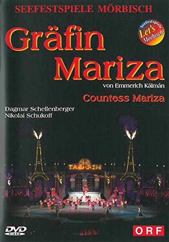 Grafin Mariza (ENGLISH SUB) [DVD]