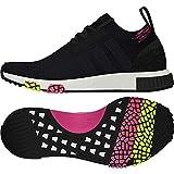 adidas NMD_Racer PK, Chaussures de Fitness Garçon, Noir (Negbas/Negbas/Rossol 000),...