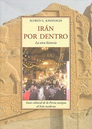 Portada del libro Iran por Dentro (Tierra Incognita)