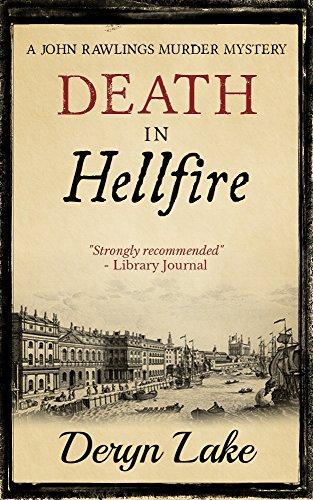 Death in Hellfire (John Rawlings Murder Mystery Book 12) (English Edition)