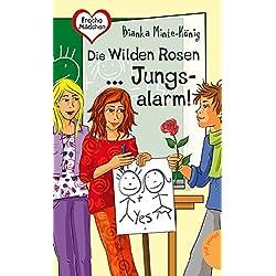 Die Wilden Rosen ... Jungsalarm! (Freche Mädchen – freche Bücher!, Band 50245)