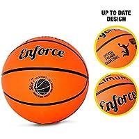 Optimum Enforce Basketball, Orange, Size 7