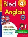 Cahier Bled - Anglais 4e - Nouveau pr...