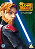 Star Wars Clone Wars - Season 5 [DVD]