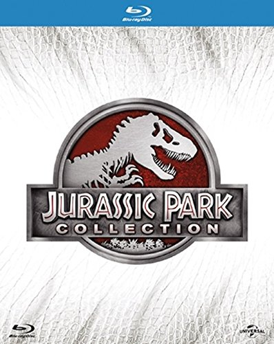 Jurassic Park Collection l'Integrale - Version longue [Blu-ray + Copie digitale]